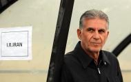 Hàng loạt rắc rối xung quanh HLV Carlos Queiroz của đội tuyển Iran