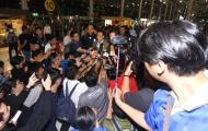 Thua ngược Trung Quốc, ĐT Thái Lan được chào đón như người hùng ở quê nhà