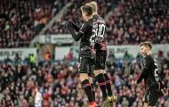 Sự hồi sinh của Leverkusen: Niềm cảm hứng Brandt, Havertz