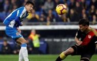 Đá dở tệ ở La Liga, tiền đạo số 1 Trung Quốc vẫn được thông cảm