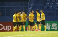 Hàng thủ 'mơ ngủ', Bình Dương thua đau ở AFC Cup