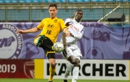 Trò cưng HLV Park Hang-seo 'tịt ngòi', Hà Nội FC bị chia điểm