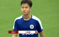 Fan Trung Quốc bất ngờ với hành vi chơi xấu của cầu thủ trẻ Việt Nam