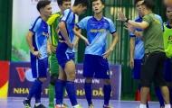 VFF 'tuýt còi' đội futsal vì thái độ thi đấu