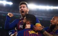 10 năm qua, Messi là ông vua giải thưởng MOTM