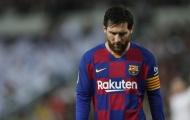Khoản nợ gần nửa tỷ euro và khủng hoảng tài chính ở Barca