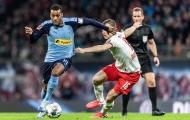 Căng thẳng đường vào Top 4 Bundesliga