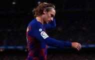 Sai lầm của Griezmann khiến Barca thêm hỗn loạn
