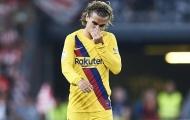 Griezmann thất bại có phải vì Messi?