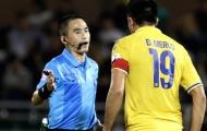'Sếp' trọng tài hứa rút kinh nghiệm, Nam Định yêu cầu từ chức