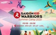Saigon Kid Warriors - Summer Camp 2020: Cơ hội trải nghiệm độc đáo cho những chiến binh nhí