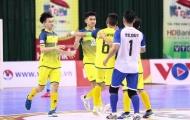 Lượt 12 giải futsal VĐQG - Ghi 2 bàn trong 15 giây, Cao Bằng ngoạn mục quật ngã SS.KH