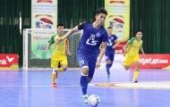 """Lượt 14 giải futsal VĐQG - Thái Sơn Nam chật vật chia điểm với """"ngựa ô"""" Đà Nẵng"""