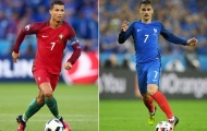 Ronaldo - Griezmann: Ngày hai số 7 kiêu dũng gặp nhau