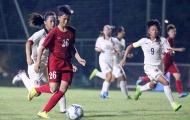 U16 Việt Nam đánh bại Hồng Kông ngày chia tay VL giải U16 nữ châu Á 2017