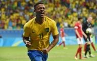Gabriel Jesus - truyền nhân Ro béo phục hưng Brazil?