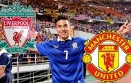 M.U và Liverpool đại chiến vì 'Ronaldo Thái Lan'?