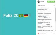 Kroos chào 2017 bằng cách xát muối nỗi đau của Brazil