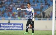 Thủ thành Trần Nguyên Mạnh nhận án phạt từ AFC