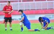 HLV Hữu Thắng chê bác sĩ nội trước đợt tập trung của U23 Việt Nam