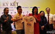 Điểm tin bóng đá Việt Nam sáng 8/3: HAGL có hợp đồng tài trợ 'khủng'; Hải 'lơ' khuyên ông Mùi nên nghỉ