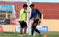 Bùi Tiến Dũng khiến U20 Việt Nam và HLV Hoàng Anh Tuấn thót tim