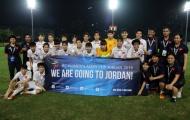 Đoạt vé dự VCK Asian Cup 2018, ĐT nữ Việt Nam mơ đi World Cup