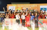 Vô địch giải U19 quốc tế 2017, U19 Việt Nam ngập trong tiền thưởng
