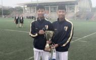 HLV U15 Thanh Hóa và cầu thủ U15 Hà Nội đều phải nhận án phạt
