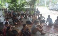 """Chùm ảnh: Gia đình Tấn Sinh """"nén lệ"""" trong ngày U20 Việt Nam chia tay VCK U20 World Cup"""