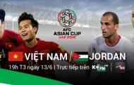 Vòng loại thứ 3 ASIAN Cup 2019 - Việt Nam vs Jordan: Khi sức trẻ kết hợp cùng kinh nghiệm