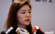 Nữ trưởng đoàn Thái Lan không quan tâm tới trận thắng của Việt Nam