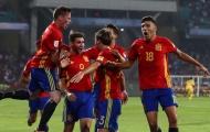 U17 Tây Ban Nha gặp U17 Anh ở chung kết U17 World Cup 2017