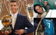 Ronaldo muốn có 7 đứa con và 7 Quả bóng vàng