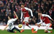 Arsenal - Vua ghi bàn bằng đầu trong năm 2017