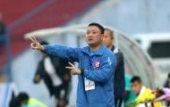 HLV Trương Việt Hoàng nói gì khi Quảng Nam FC vô địch V.League?