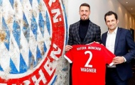 Chính thức về Bayern Munich, Sandro Wagner lý giải về chọn áo số 2