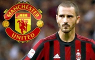 Với Bonucci, Mou-United sẽ lại quăng tiền qua cửa sổ?