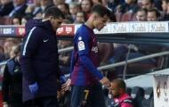 'Bom xịt' nhận tin buồn trong ngày Barca giành thắng lợi