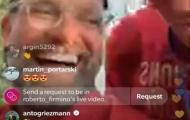 Griezmann có hành động bất ngờ trong buổi diễu hành của Liverpool