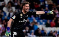 Bất ngờ! Ban lãnh đạo Real ra quyết định 'tàn nhẫn' với con trai Zidane