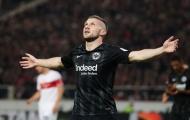 Sau Jovic, thêm một cầu thủ của Frankfurt sắp gia nhập thành Madrid