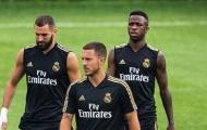 Ra mắt tam tấu mới, Zidane sẵn sàng nghênh chiến Bayern