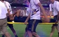 Rời sân bằng cáng, sao Real có thể phải chia tay giải đấu mùa hè