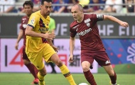 'Thánh Andres' làm cách nào để có thể gom trọn tất cả áo đấu của Barca?