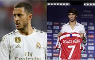 Đội hình tân binh đắt giá nhất La Liga trong kỳ chuyển nhượng mùa hè