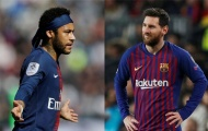'Neymar sẽ phải cúi đầu trước Messi'
