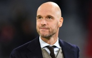 HLV Ajax: 'Chúng tôi sẽ làm mọi thứ trong khả năng để giữ anh ấy ở lại'
