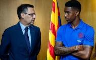 Vừa đến Barca, tân binh 30 triệu euro đã có phát biểu mát lòng NHM