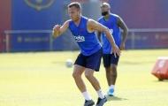 'Tất cả chúng tôi đều muốn cậu ấy trở lại Barca'